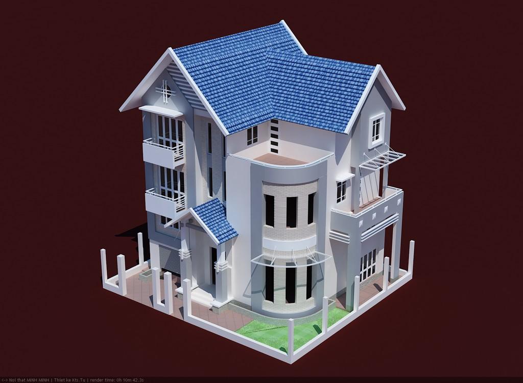 9 Thiết Kế Nhà Tại Vĩnh Phúc giá 50.000đ, Thiết kế nhà đẹp ở Vĩnh Phúc Vĩnh Yên