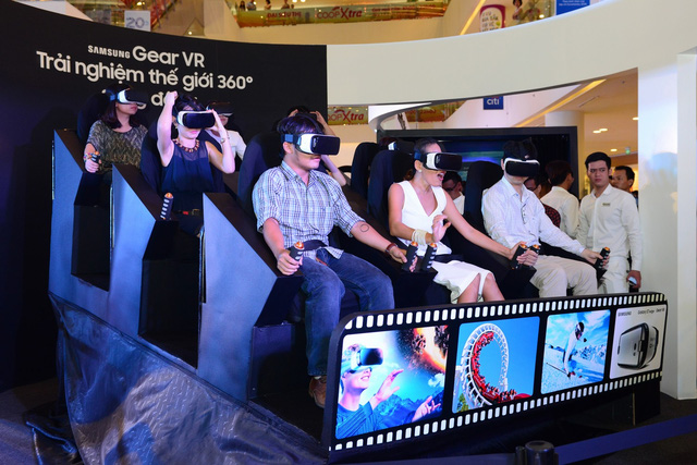 10 Chuyên lắp đặt phòng chiếu phim 6D 7D 9DVR thực tế ảo giá cạnh tranh nhất thị trường