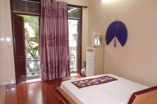 4 Cho thuê căn hộ dịch vụ đầy đủ tiện nghi phố hoa lư - vân hồ