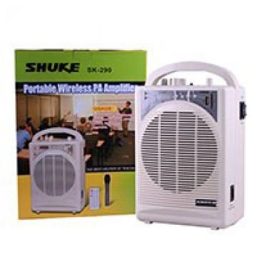 Máy trợ giảng xách tay Shuke SK-290 có Bluetooth