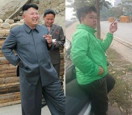 3 Kim Jong Un có mặt tại Dự án Eco Home Phúc Lợi