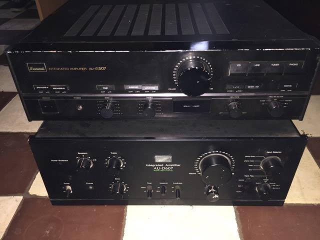 13 Ampli sansui au- d607 sansui au a507 loa toàn giải toa bass 20  pionner t66  ar m4 usa