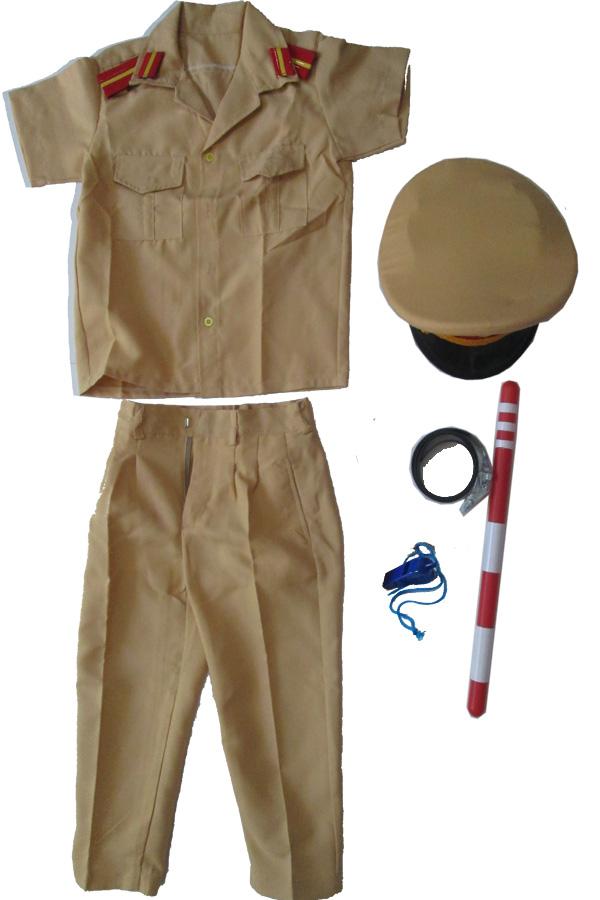 4 Quần áo hóa trang nghề nghiệp cho bé