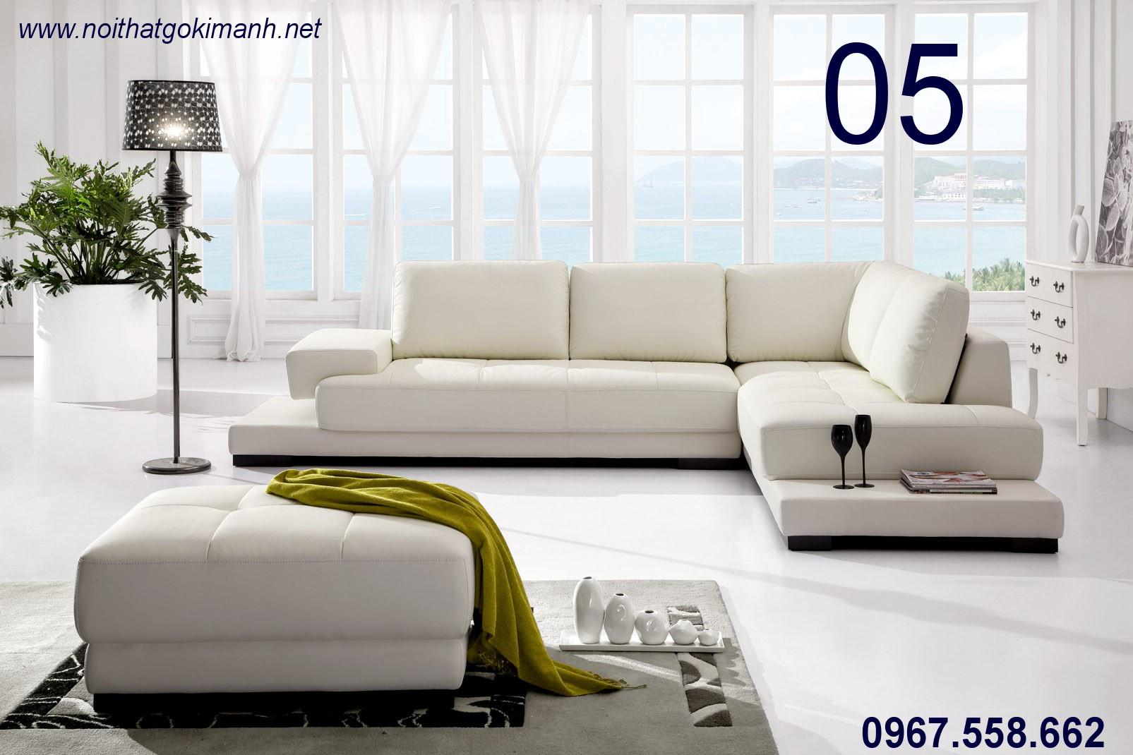 4 Sofa hiện đại - sofa hiện đại giá rẻ tại Q1, Q2, Q3, Q5, Q6, Q7, Q9, Bình Thạnh, Tân Bình