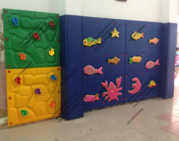 17 Nhà banh cho bé-Thiết bị mầm non-Khu vui chơi trẻ em