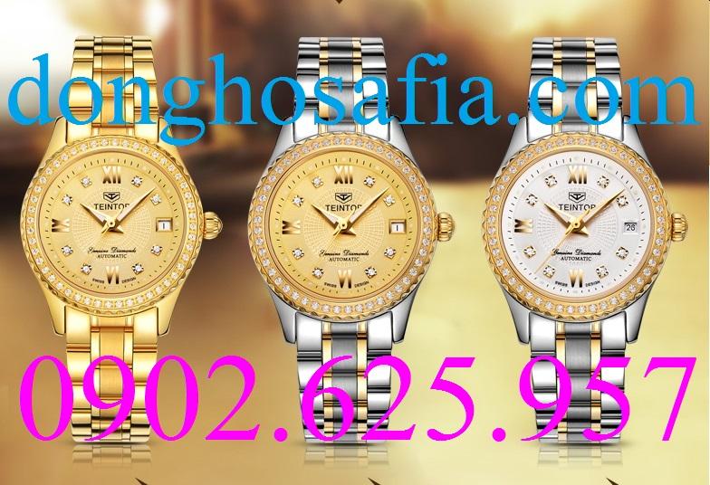 11 Đồng hồ đôi cơ TeinTop 8629 TT201