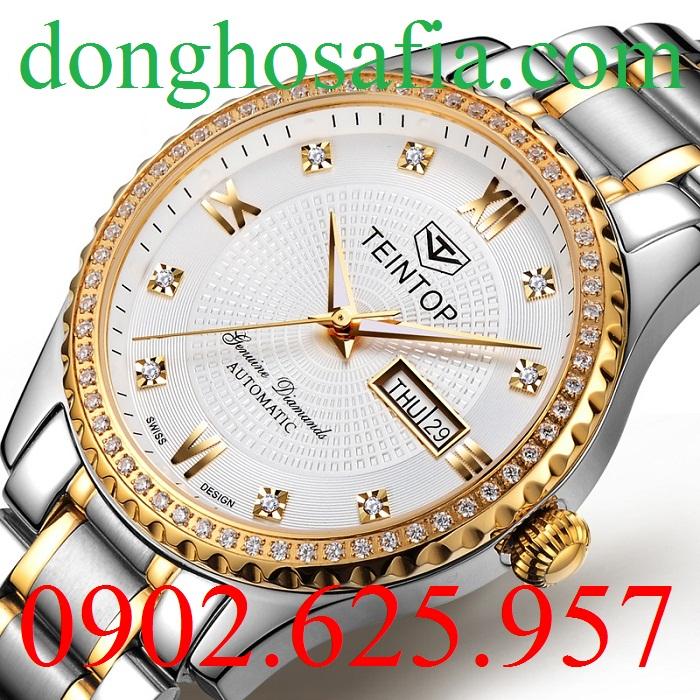 13 Đồng hồ đôi cơ TeinTop 8629 TT201