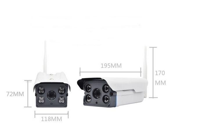 5 Chuyên cung cấp camera wifi ngoài trời chi phí thấp