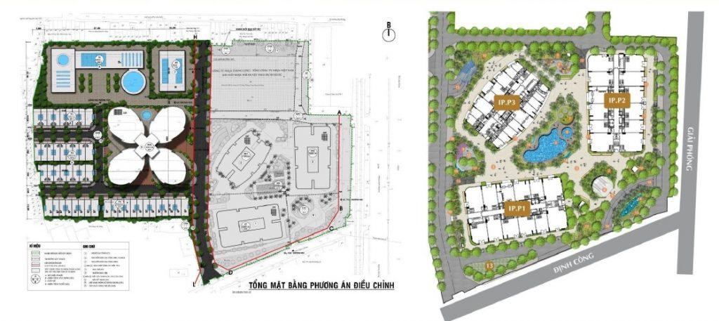 4 Ra mắt căn hộ 2 phòng ngủ, full nội thất cao cấp 25tr/m2 đẹp nhất mặt đường Giải Phóng