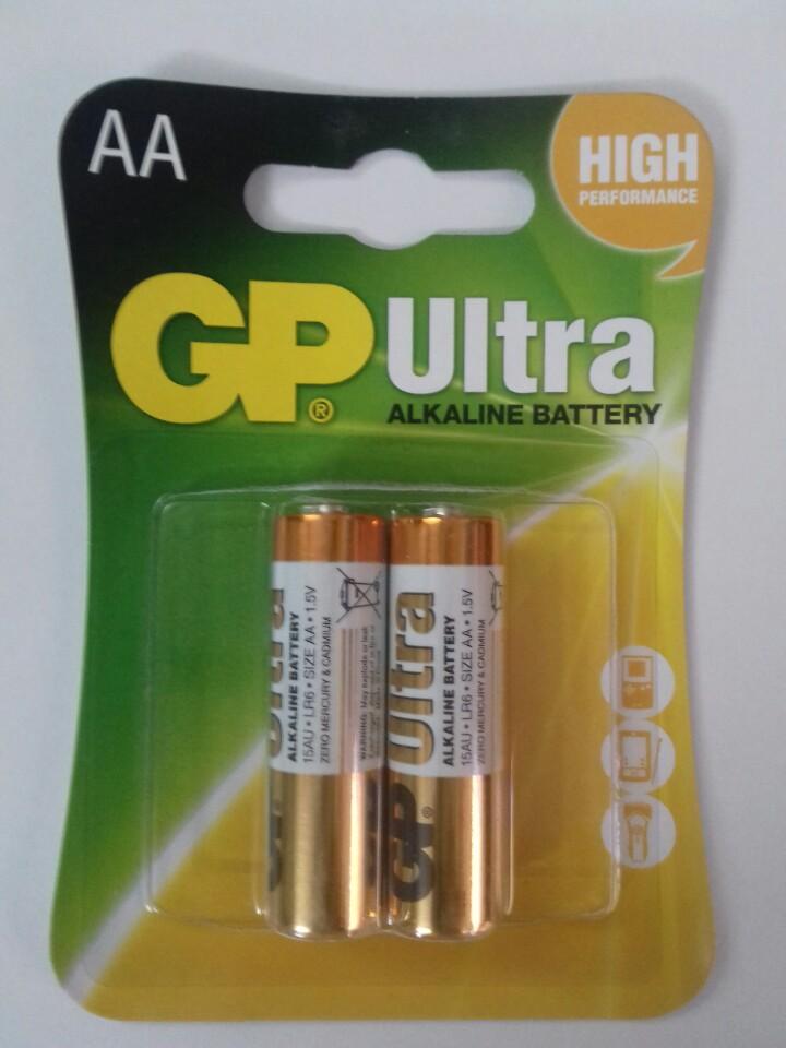 Bán buôn bán lẻ Pin GP Ultra Alkaline AA 15AU U2