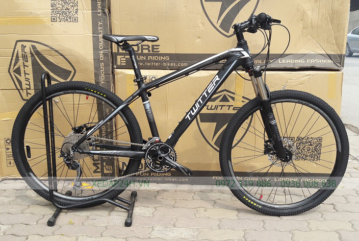 2 Xe đạp thể thao TWITTER - xe dạp thương hiệu Đức danh tiếng