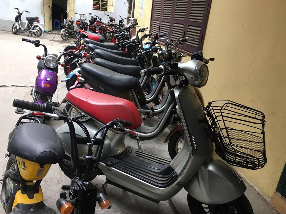 3 Xe đạp điện Cũ giá rẻ nhất Hà Nội