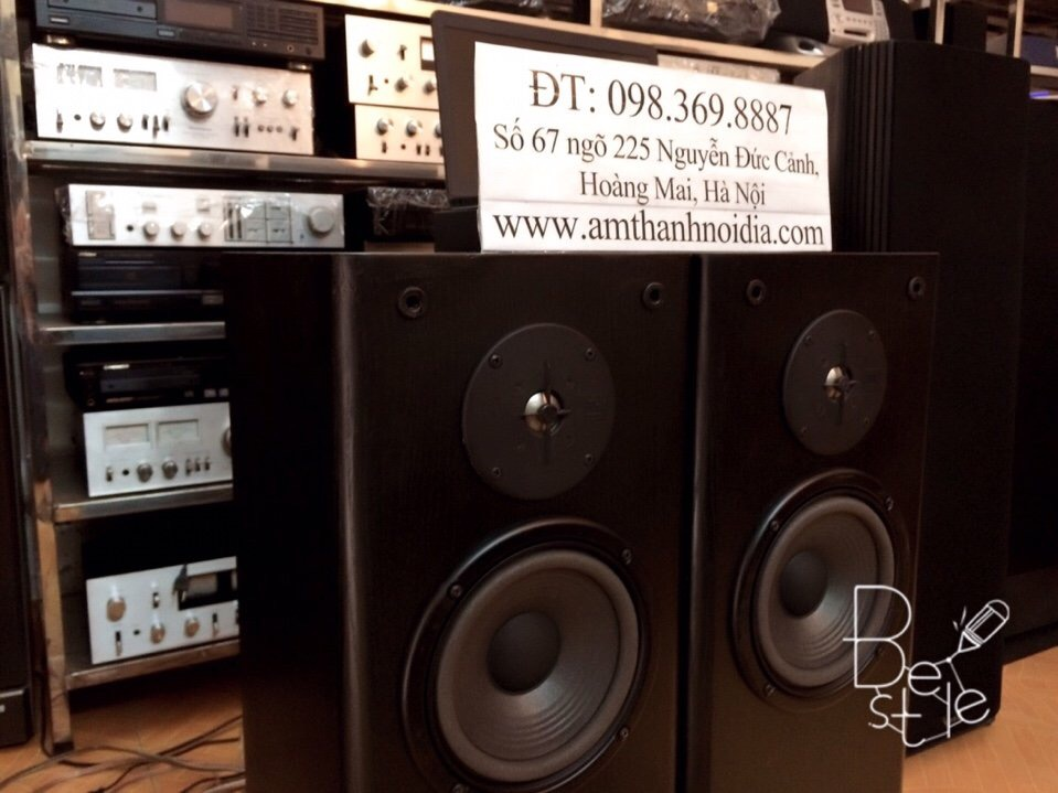 3 Bán loa JBL LX 700 Đan Mạch bass mạnh và sâu