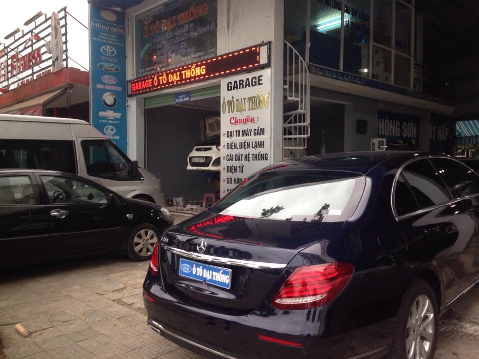 14 Gara sửa chữa ô tô tại Đà Nẵng hàng đầu về chất luợng, giá cã, tiết kiệm thời gian nhanh nhất