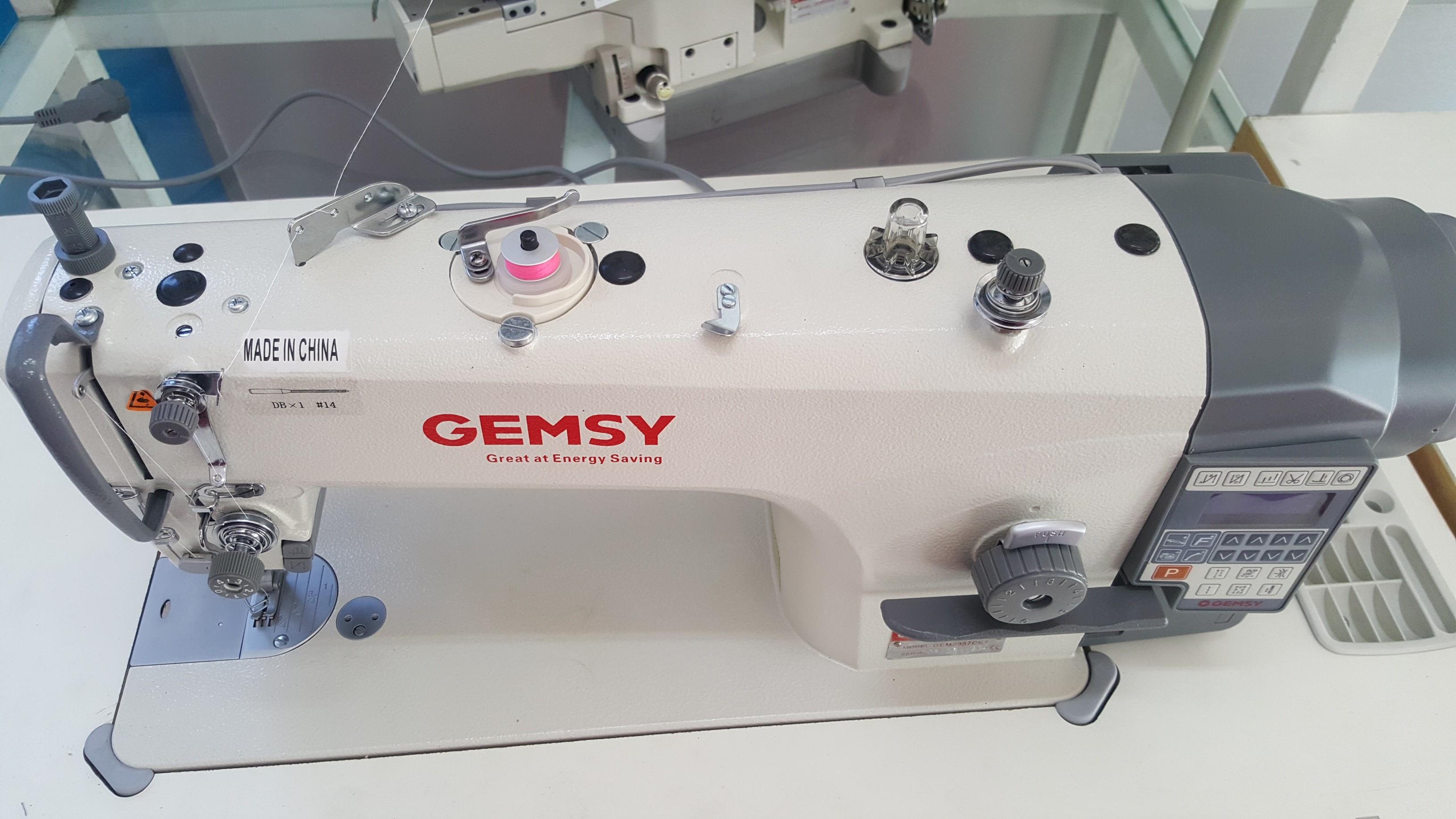 12 Máy may 1 kim GEMSY GEM8957CE4 phân phối bởi Cty Hoàng Khang