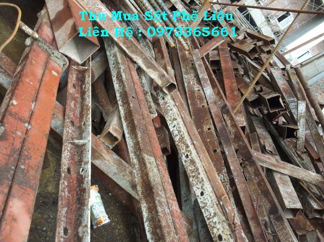 1 Chuyên thu mua phế liệu sắt tại các Bắc Ninh và các các tỉnh Miền Bắc