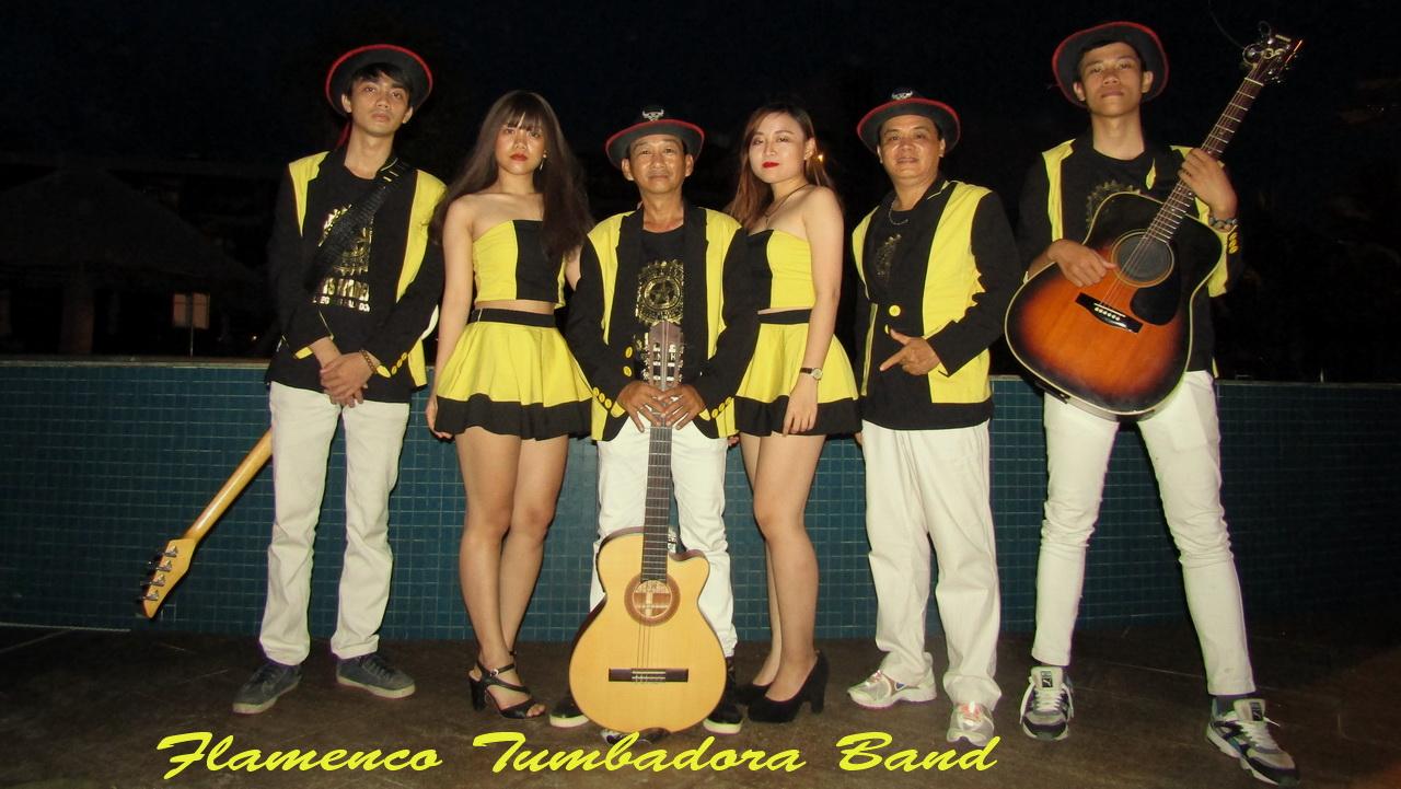 5 Ban nhạc Flamenco TUMBADORA BAND vui nhộn cho Tour du lịch của quý vị