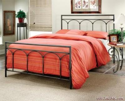 9 Giường sắt nghệ thuật, giường sắt đẹp, giường sắt giá rẻ