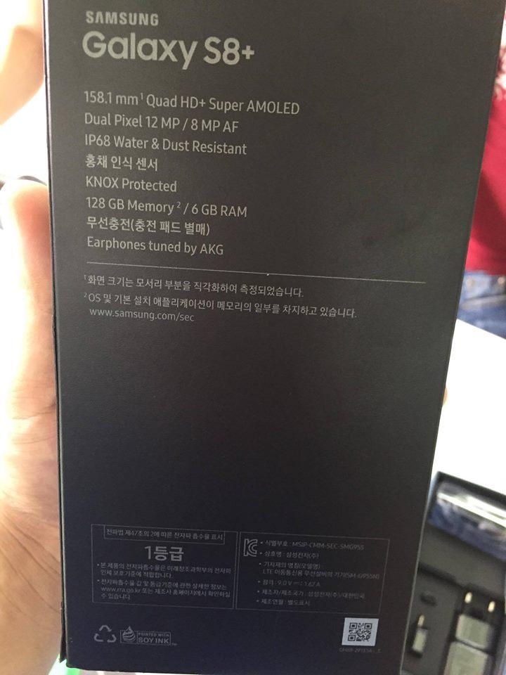 11 Samsung galaxy S8 ,S8 Plus hải phòng : Giá rẻ , xách tay chính hãng bán tại min-mb hải phòng
