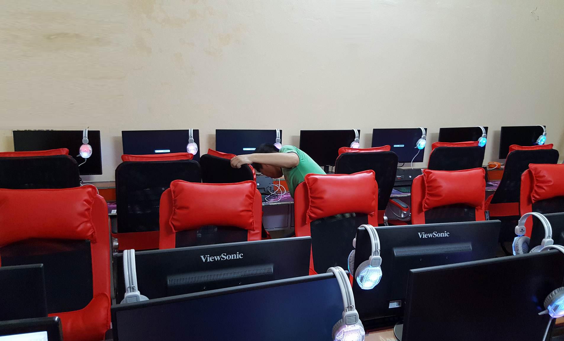 2 MUA THANH LÝ DÀN NET, máy tính cũ giá cao tại Hải Phòng, thu mua mọi cấu hình, thanh toán nhanh gọn