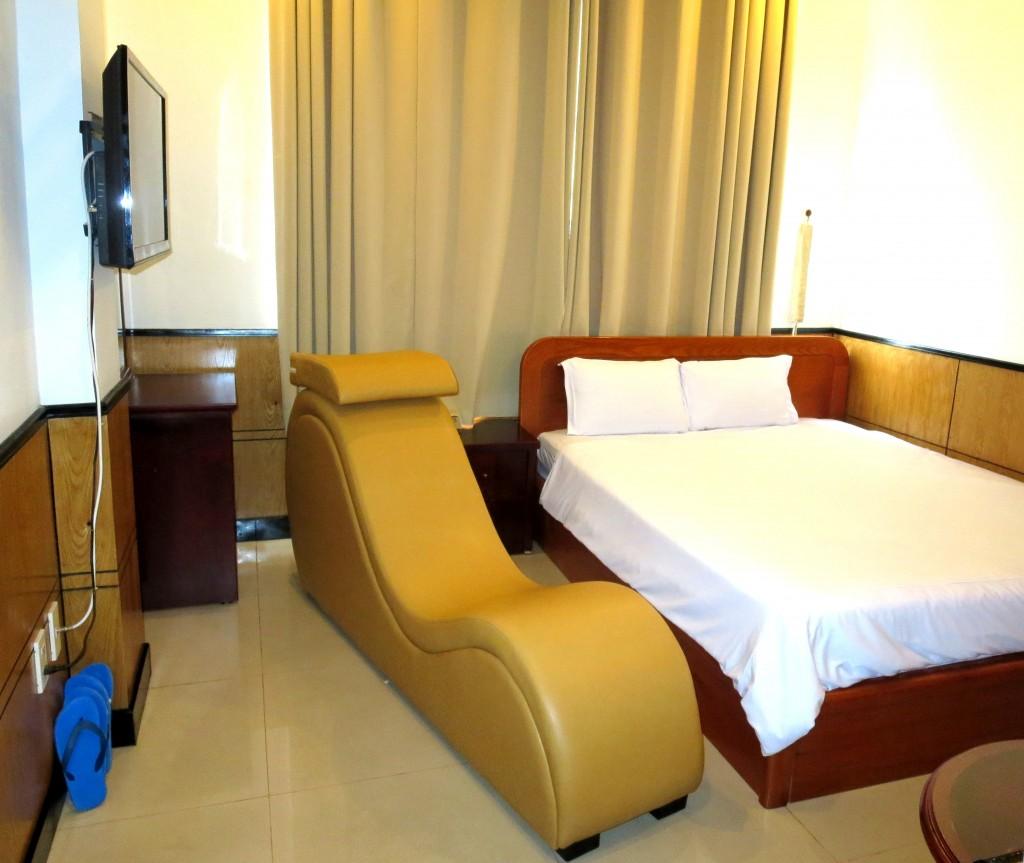 6 Ghế tình yêu khách sạn, ghế tình yêu tại tphcm
