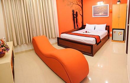 9 Ghế tình yêu khách sạn, ghế tình yêu tại tphcm