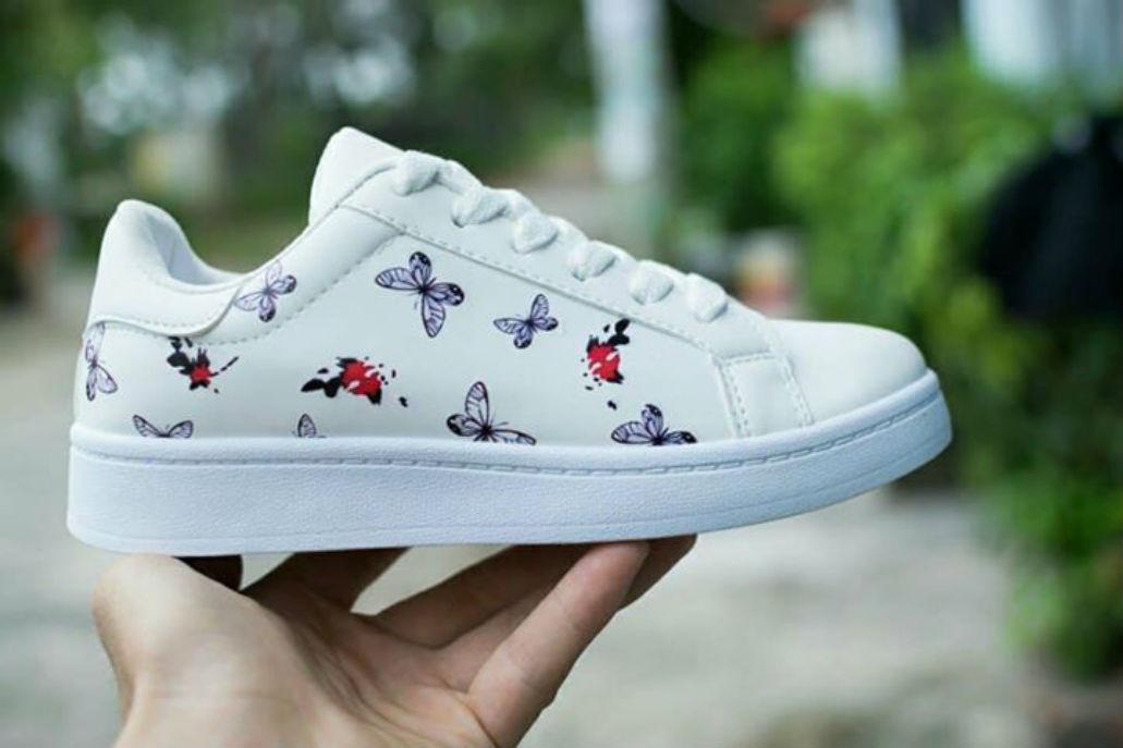 5 Giày nữ bướm xinh