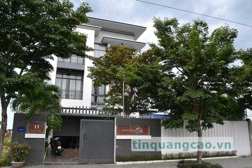 4 Cho Thuê biệt thự ven biển 11 Lê Văn Miến, DT 386m2, đầy đủ tiện nghi và nội thất cao cấp