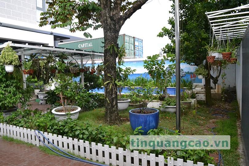 6 Cho Thuê biệt thự ven biển 11 Lê Văn Miến, DT 386m2, đầy đủ tiện nghi và nội thất cao cấp