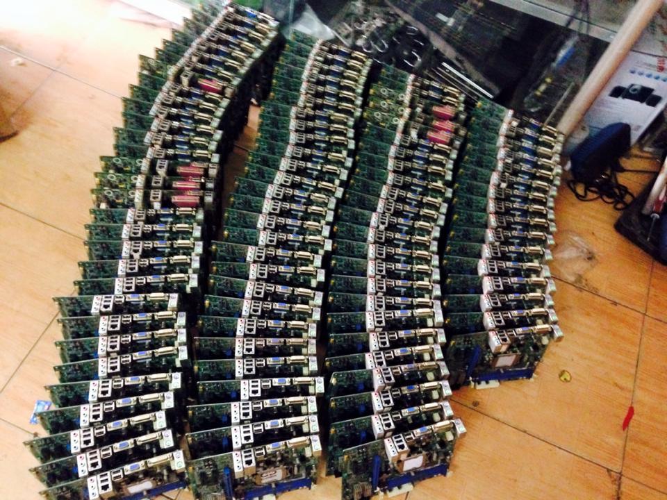 Bán lẻ, bán buôn LINH KIỆN MÁY TÍNH CŨ đủ chủng loại: Mainboard, CPU, RAM, ổ cứng, VGA, màn hình