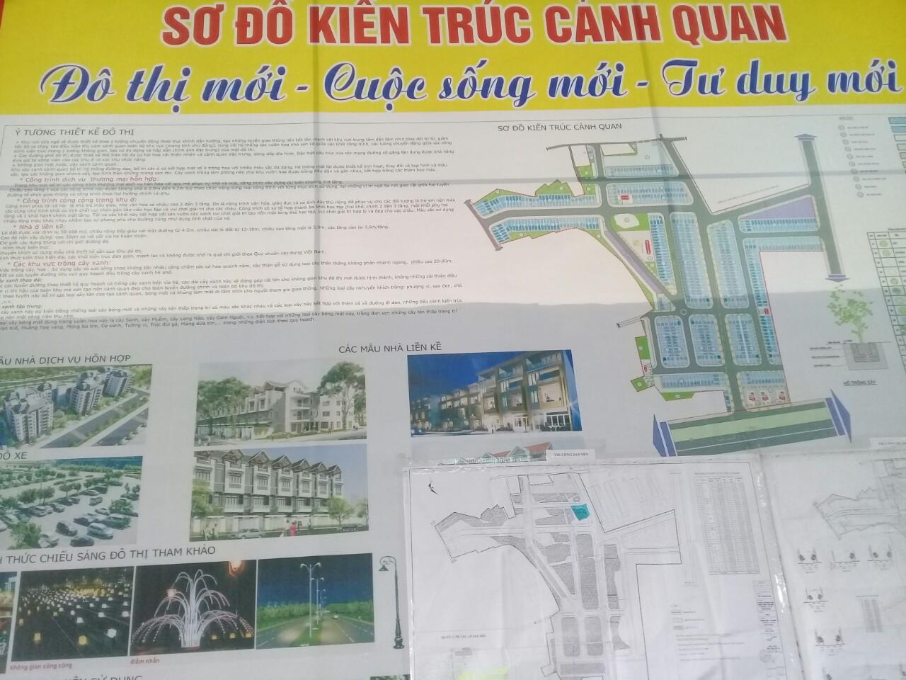 2 Bán đất Dự Án Khu đô thị Ford Tứ Minh, phường Tứ Minh, Thành phố Hải Dương