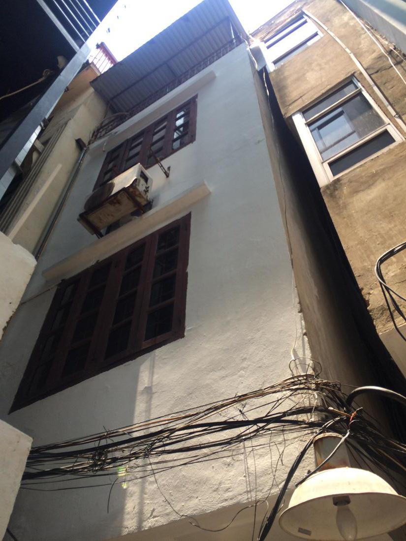 Cho thuê nhà riêng phố lý thường kiệt 18m2 x 3,5 tầng giá 6tr