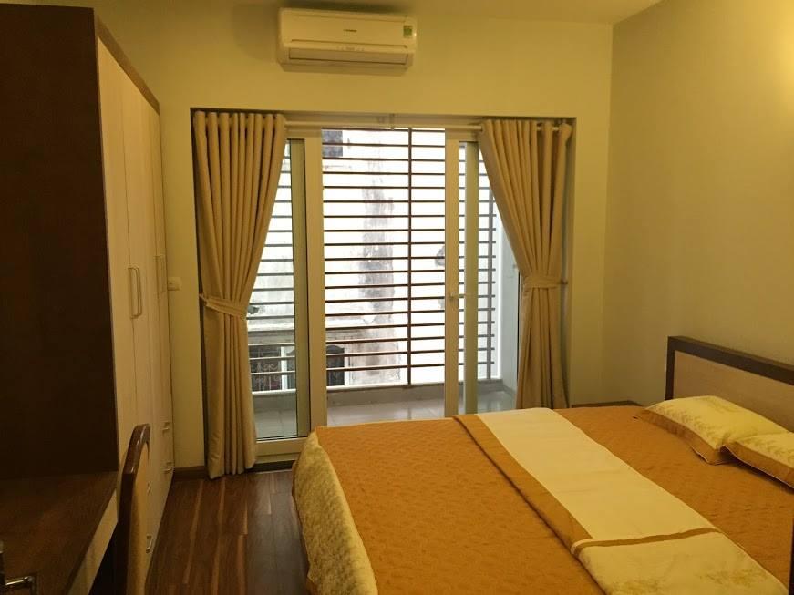 7 Cho thuê căn hộ mới đủ đồ phố Kim Mã DT 55m2 1PK 1PN giá 8,5tr