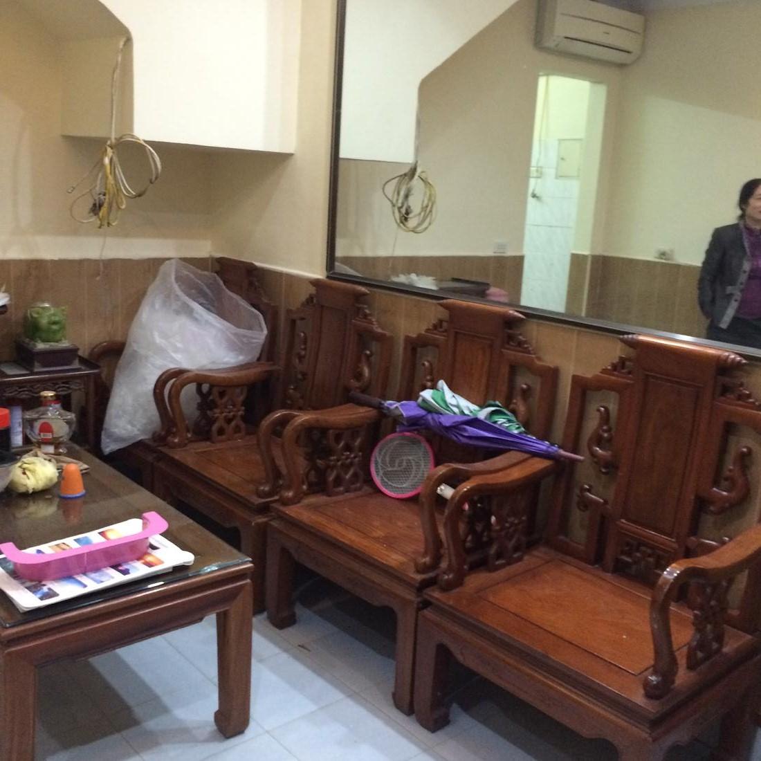 Cho thuê  nhà riêng khu phân lô 28b điện biên phủ 30m2 x 4 tầng, 4 ngủ, nldh đủ giá 9t