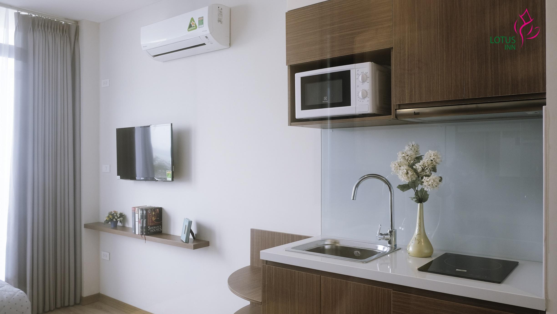 12 Cho thuê căn hộ dịch vụ quận Tây Hồ gần Ba Đình, Cầu Giấy,