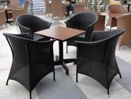 8 Thanh lý bàn ghế cafe