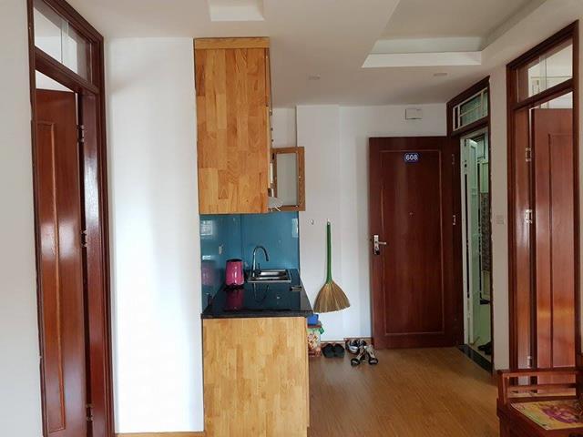 3 Cho thuê căn hộ chung cư thang máy Hoa Lư - Vân Hồ 55m2 2pn mới đẹp