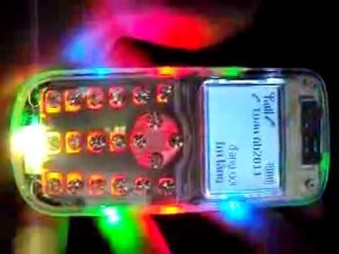 1 Bán nokia 1280 nokia 1202 chế đèn led 1202 1280 chế mp3 chế mika