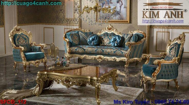 9 Giá sofa cổ điển Châu Âu rẻ tại tphcm , sofa tân cổ điển đẹp , cao cấp tại quận 7