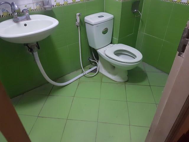 7 Cho thuê nhà riêng phố Minh Khai - Hòa Bình 7 50m2x5t ô tô đỗ cửa