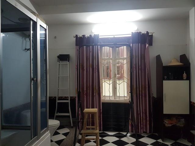 15 Cho thuê nhà riêng phố Minh Khai - Hòa Bình 7 50m2x5t ô tô đỗ cửa