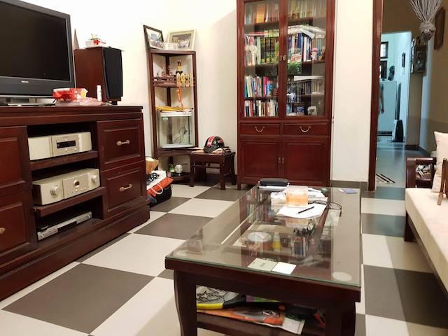 Cho thuê nhà riêng phố Tạ Quang Bửu- Trần Đại Nghĩa ô tô đỗ cửa