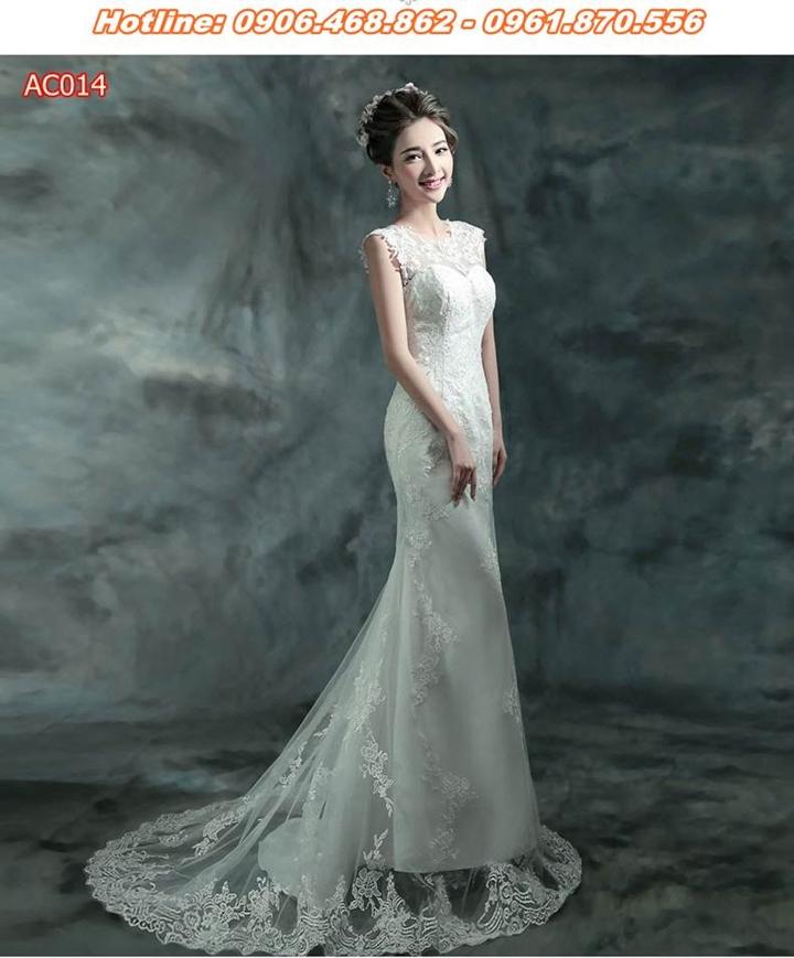 8 Bộ sưu tầm áo cưới đẹp, mua áo cưới tại tp hcm