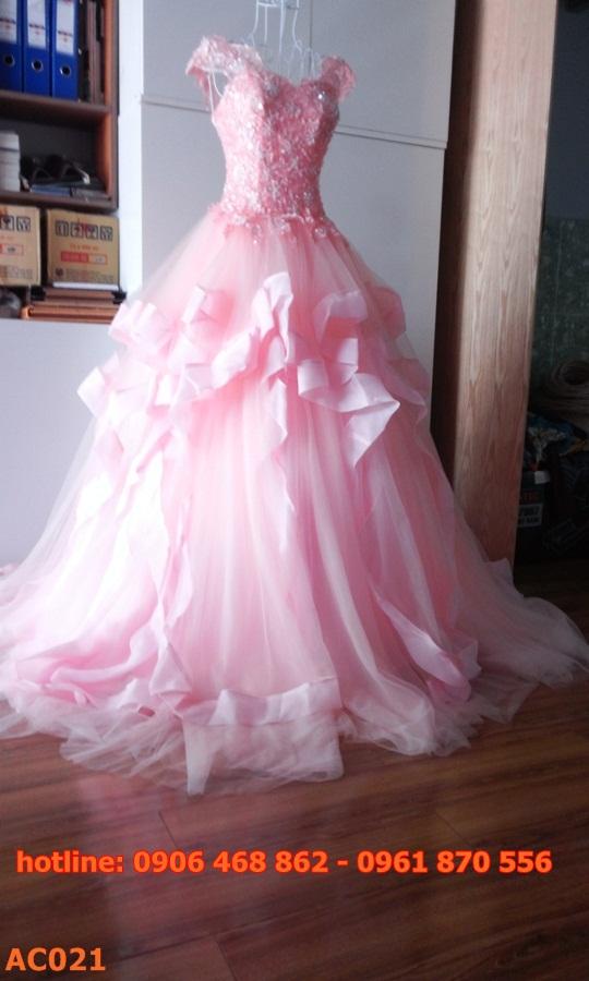 10 Bộ sưu tầm áo cưới đẹp, mua áo cưới tại tp hcm