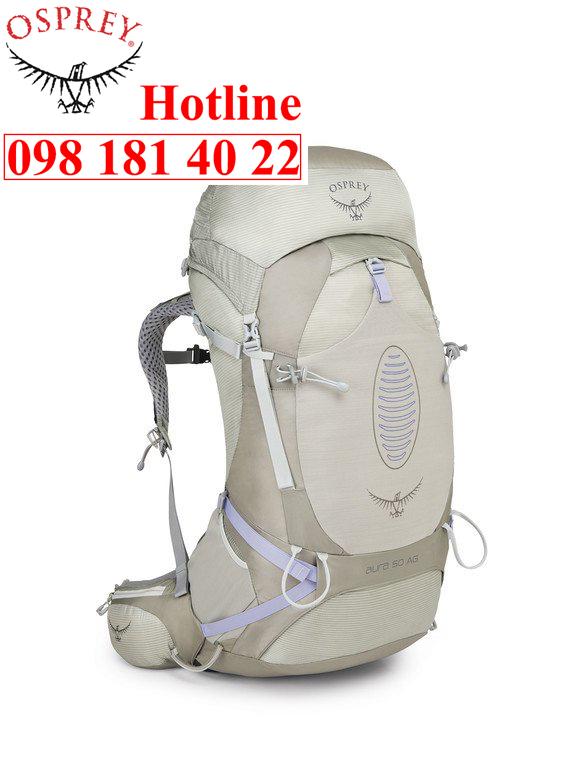 1 Balo Aura AG  50 Ospreypacks giao hàng toàn quốc
