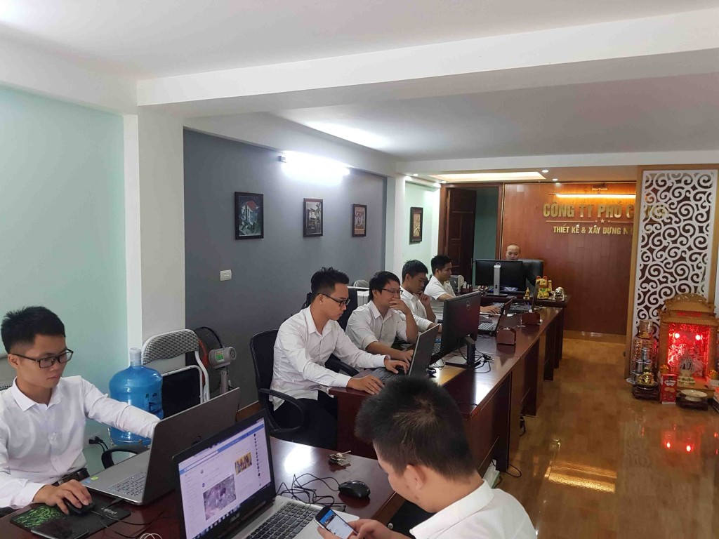 16 Thiết kế biệt thự giá rẻ tại Hà Nội, Thiết kế nhà biệt thự tại Hà Nội