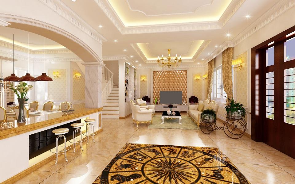 4 Thiết kế nội thất giá rẻ ở Hà Nội, Dịch Vụ Thiết kế nội thất tại Hà Nội Giá rẻ