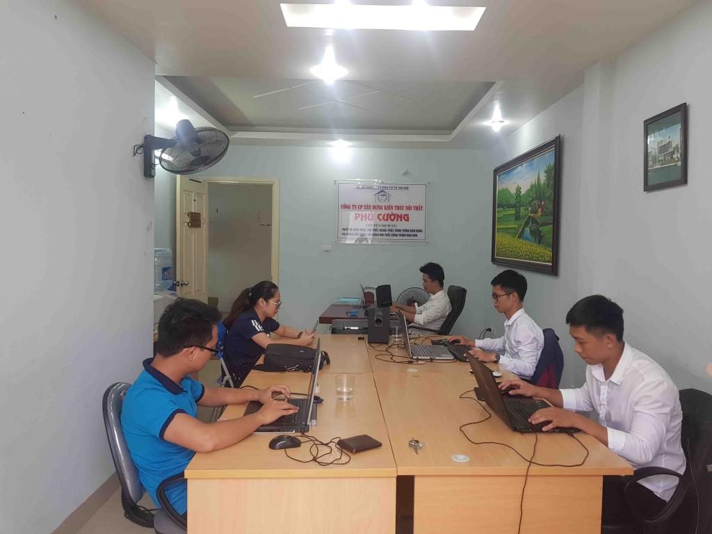 18 Thiết kế nội thất giá rẻ ở Hà Nội, Dịch Vụ Thiết kế nội thất tại Hà Nội Giá rẻ