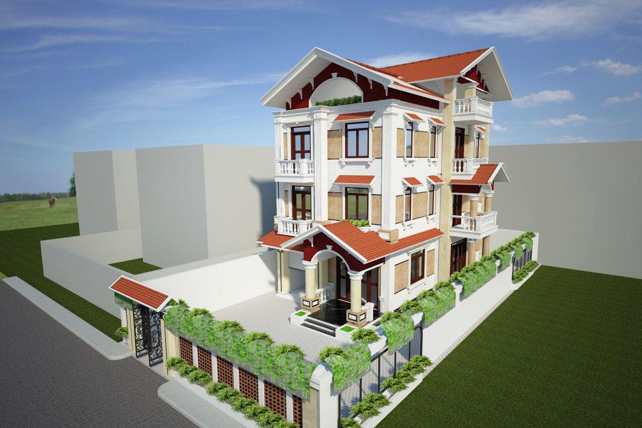 3 Thiết Kế Nhà Tại Quảng Ninh Hạ Long, Thiết Kế Nhà Đẹp ở Quảng Ninh Giá 60K