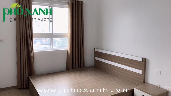 Cho thuê căn hộ chung cư 2 PN tại đường Lê Hồng Phong, Ngô Quyền, Hải Phòng